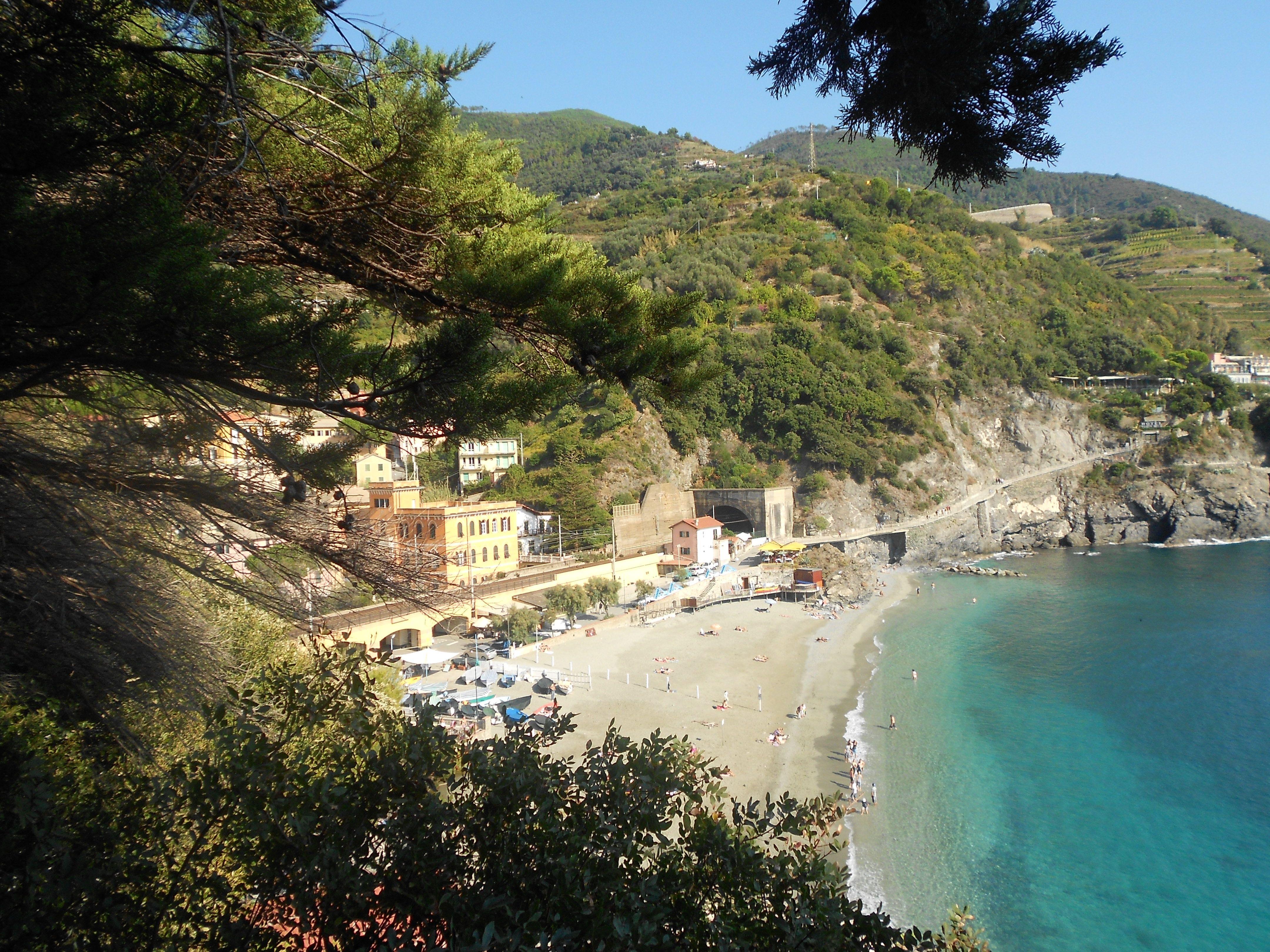Monterosso Beach - Picture of Hotel 5 Terre, Monterosso al
