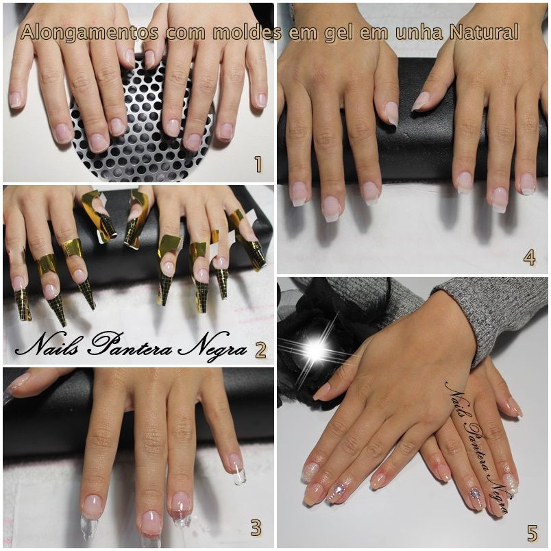 Pin Em My Work In Nails Em Gel Acrigel Verniz Gel Gelinho E