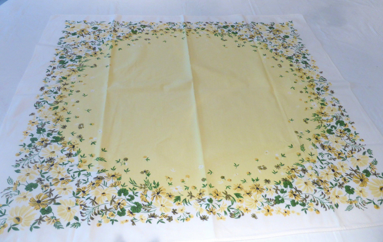 "Embroidered Quilt Block Panel /""Cinderella/"" Pure Irish Linen Fabric"
