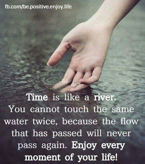 Best Ever Life Is Like A River Quote Michigancougarcom