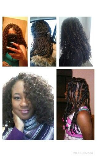 Crotchet Braids By Renee 313 457 4076 Servicing Columbus Ohio And