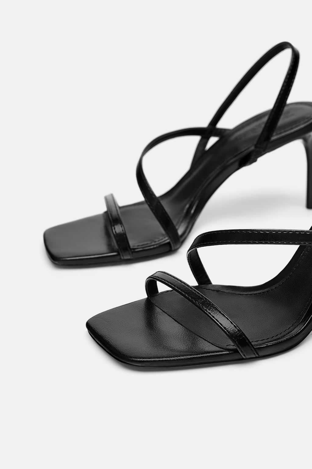 e8a7c2f3e91 Image 2 of STRAPPY JOIN LIFE SANDALS from Zara