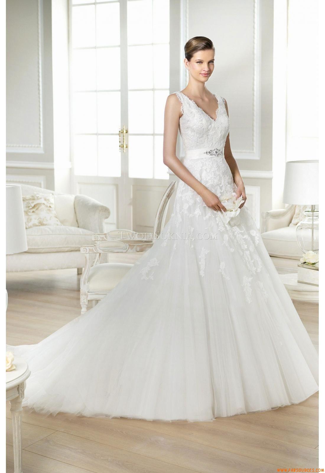 Robes de mariée White One Jaida 2014