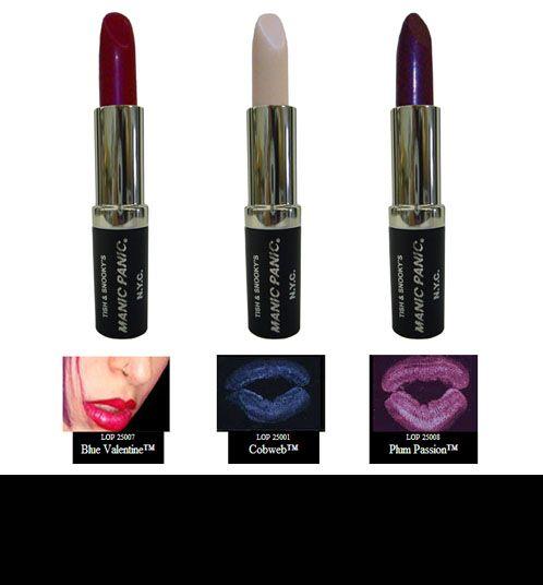Manic Panic Plum Passion Lipstick Manic panic opalescent