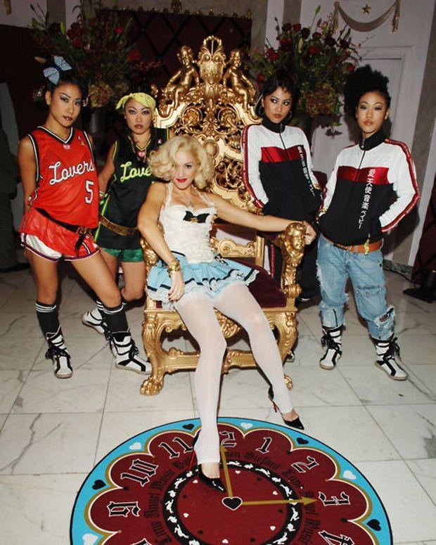 L A M B  - Harajuku Girls | L A M B GWEN STYLE | Gwen