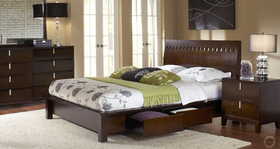 Modern Contemporary Bedroom Furniture in Boulder | Denver, CO ...