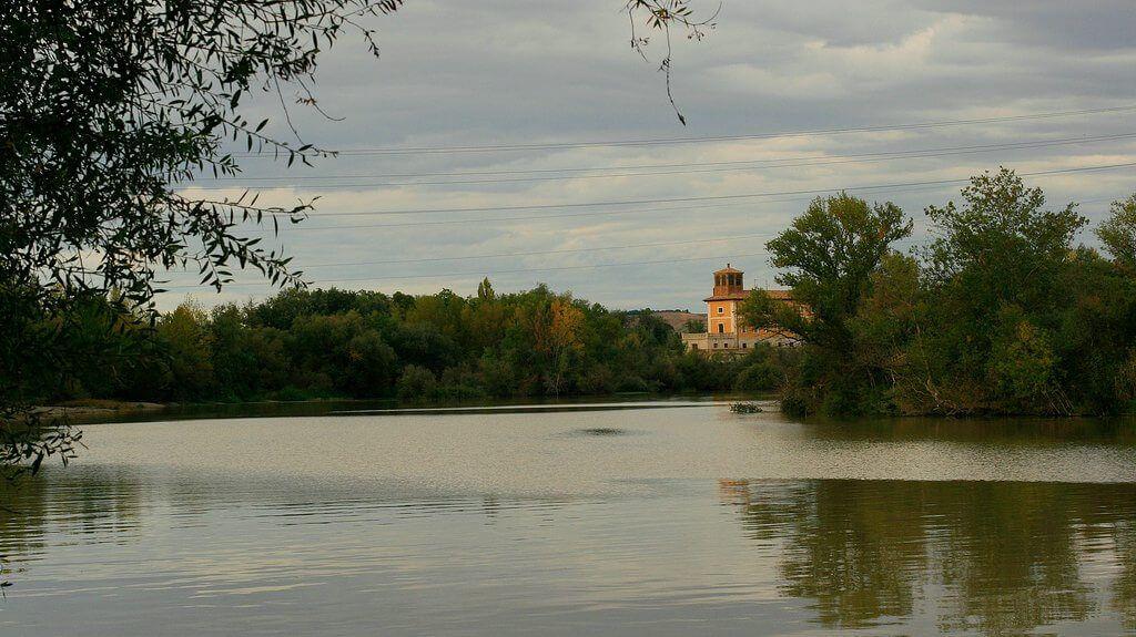 El Bocal, uno de los lugares más bellos y emblemáticos de la Ribera de #Navarra