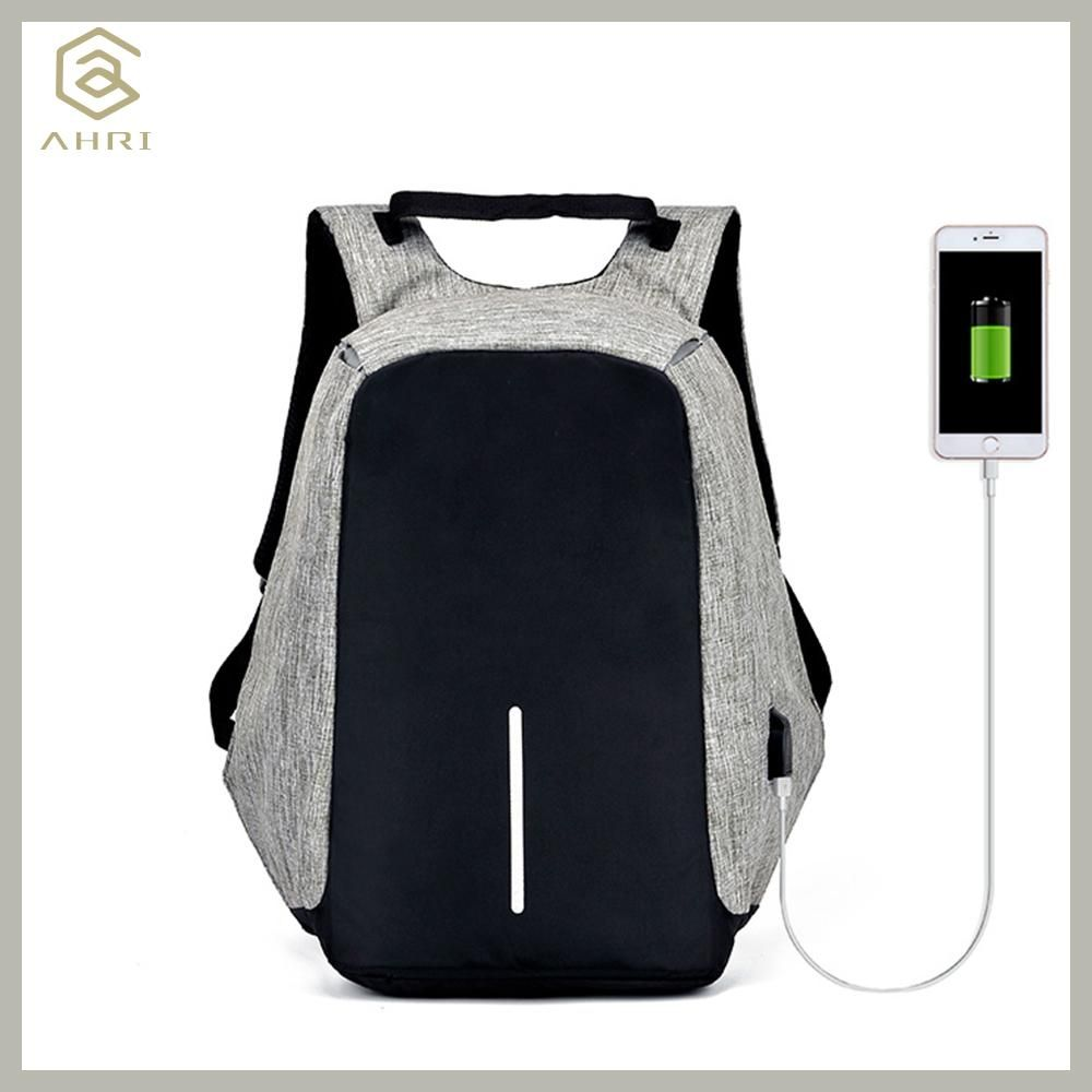 68e58d13d513 AHRI Anti-theft Backpack Book Bags for School Backpack Casual ...