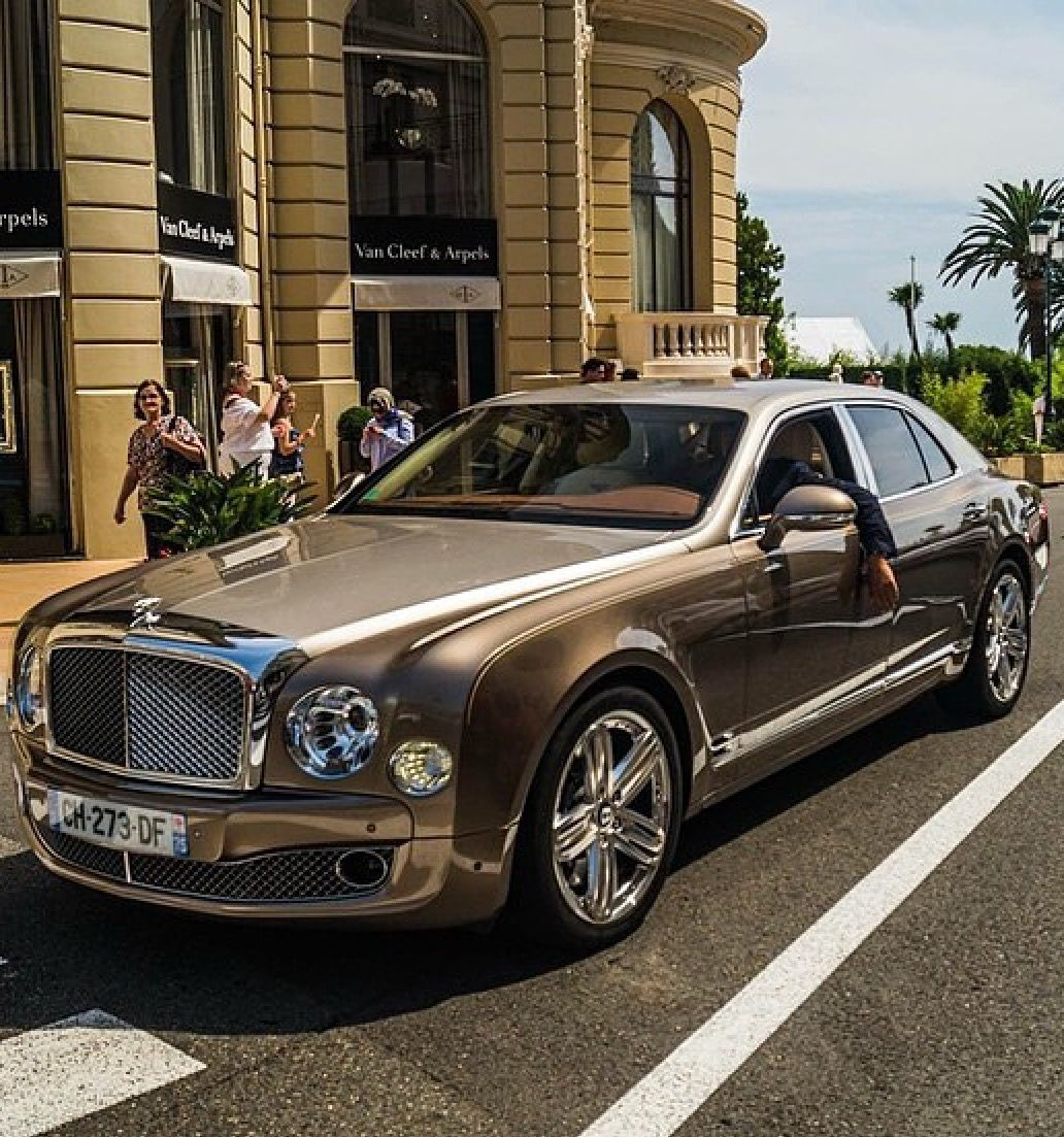 Bentley Mulsanne: Pin By Nagasubramanian K On Car