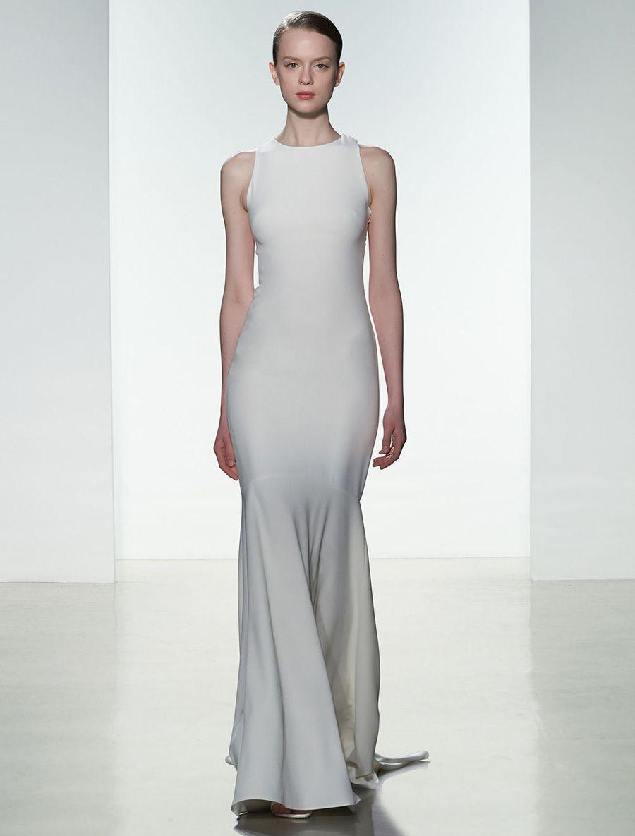Amsale Brody A691 Discount Designer Wedding Dress | Discount ...