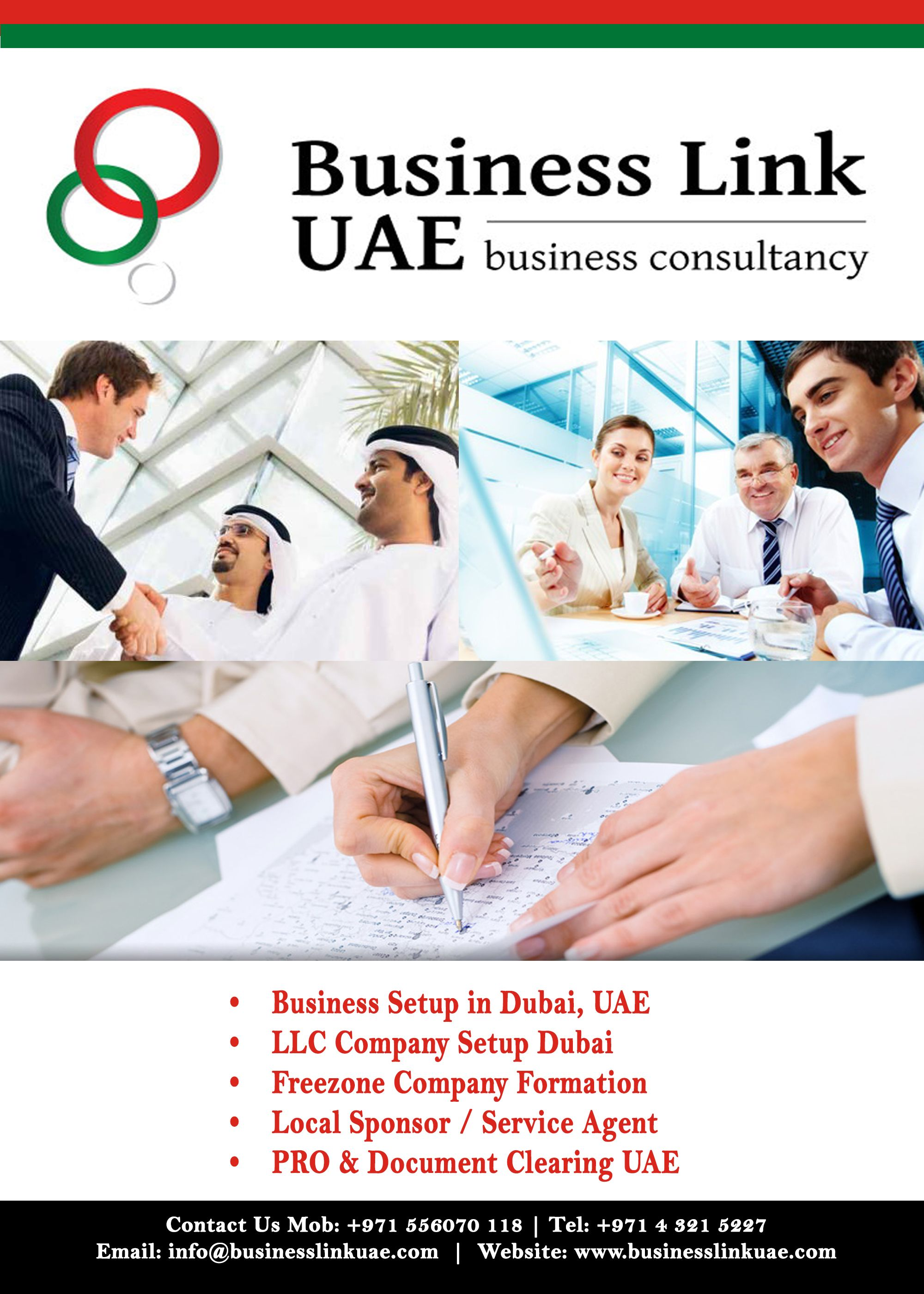 Looking for reliable Business Setup Consultancy in Dubai
