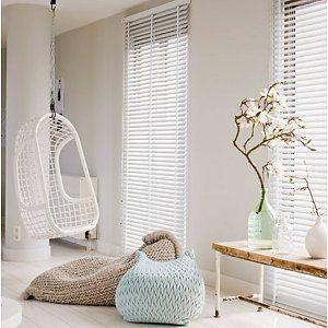 Hk Living Hangesessel Aus Rattan Weiss 55x72x110cm Boden Pinterest