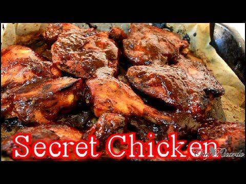 Chef Ricardo Secret Chicken Recipe Jamaican Chef Chef Recipes Chicken Recipes Recipes