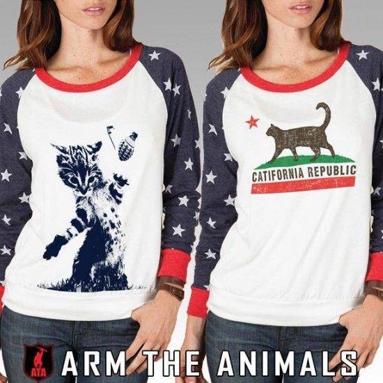 @armtheanimals Arm The Animals Clothing – Cool Shirts Saving Animals http://www.thelosangelesfashion.com/2014/08/13/arm-animals-clothing-cool-shirts-saving-animals/ #Fashion #T-Shirt #AnimalLover