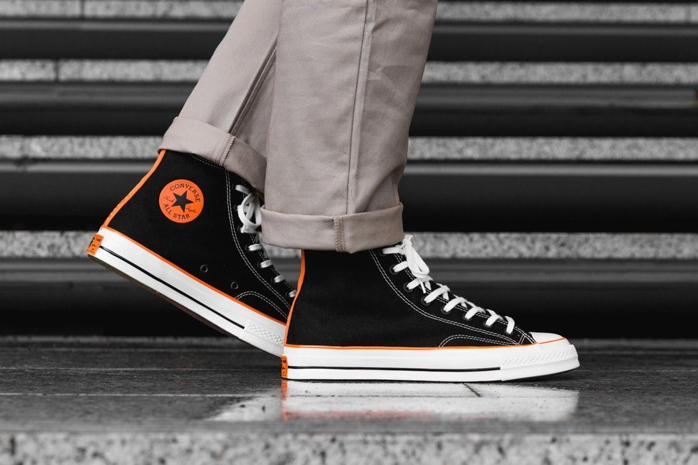 On Foot Look Converse Chuck Taylor II