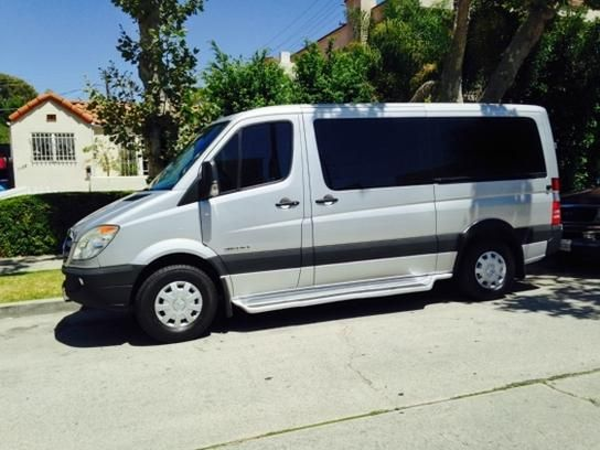Cars For Sale Used 2007 Dodge Sprinter In 2500 Los Angeles Ca