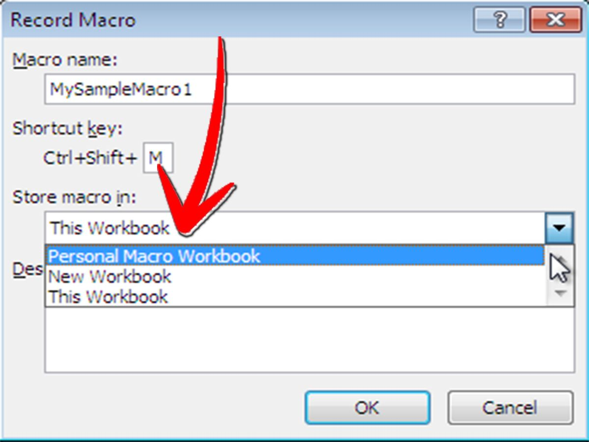 Write A Simple Macro In Microsoft Excel