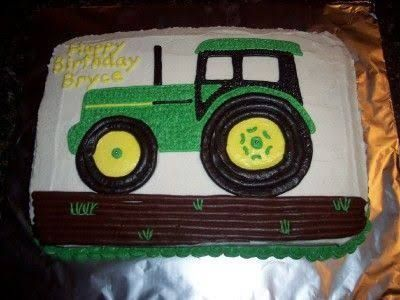 Image Result For Tractor Cake Template John Deere Tractors Templates Lunch Birthday