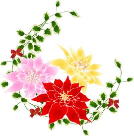 最高の壁紙 19年の最高 1月 花 イラスト 花 イラスト 花 イラスト 無料 冬イラスト