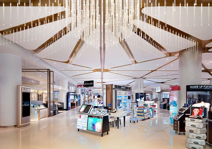 Siam Paragon Malls Beauty Department Store By Hmkm