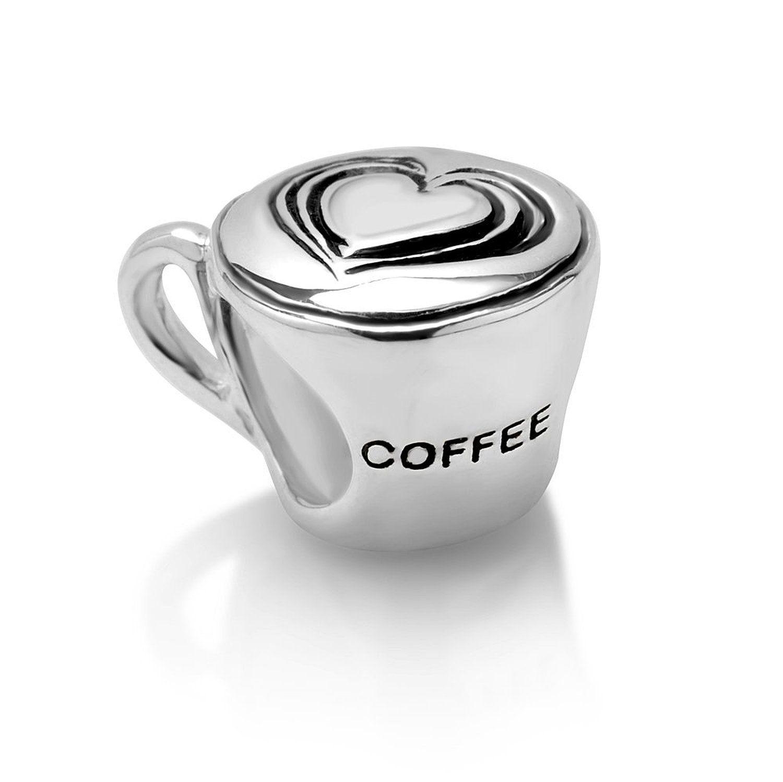Pandora Bracelet Charm, Coffee Cups, Pandora Charm ... - photo#41