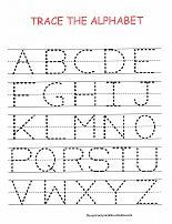 Printables Printable Alphabet Worksheets A-z 1000 images about pre school alphabet worksheets on pinterest letter tracing and of the day