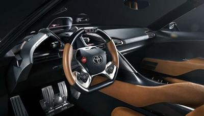 2018 Toyota Celica Concept