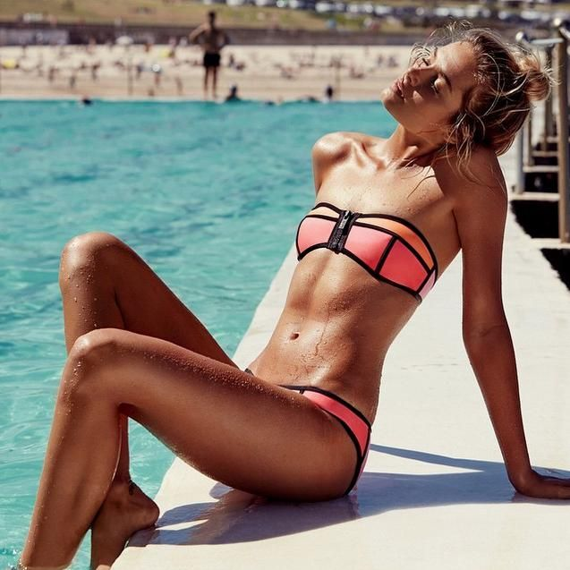 9181bf9569 Major Fitspo  The 50 Best Bikini Bodies on Instagram - Bridget Malcolm