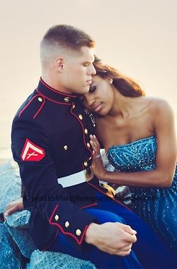 military man dating a married woman