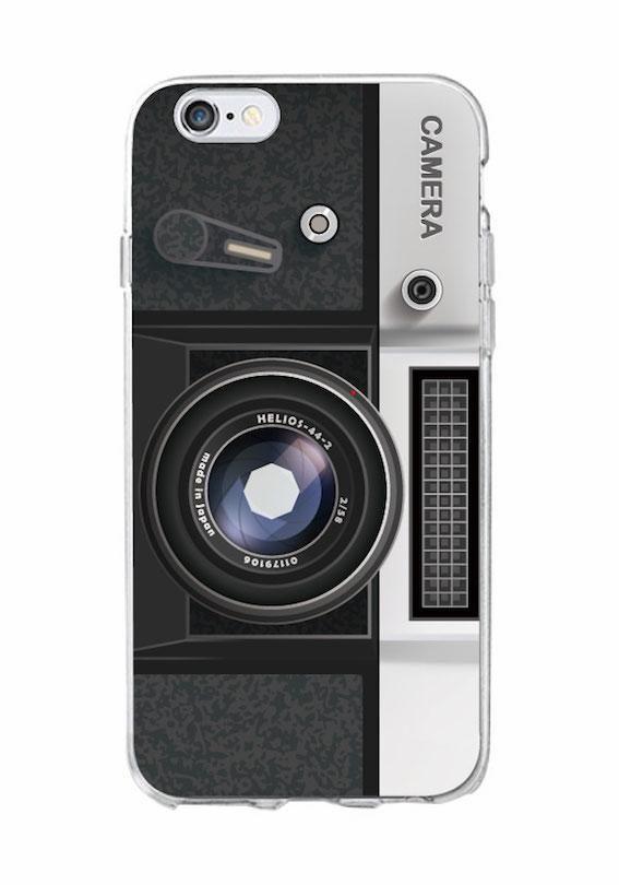 Lucca S 80s Vintage Print Designs Camera Cassette Tapes