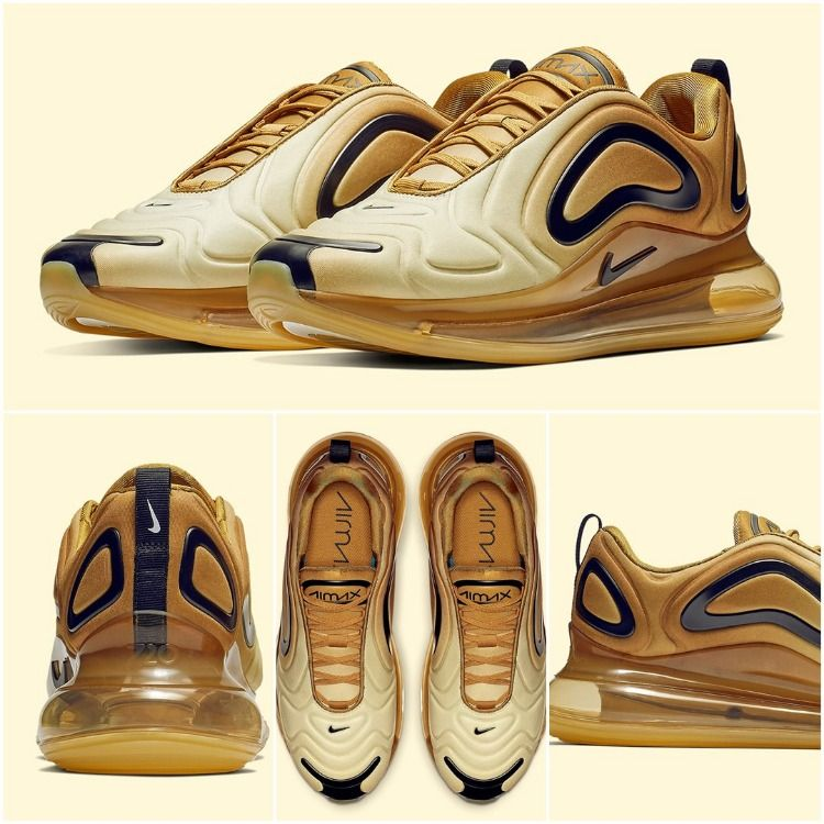 half off 6d962 7ec6f Nike Air Max 720 Sand Dune  Sneakers  Pinterest  Nike air ma