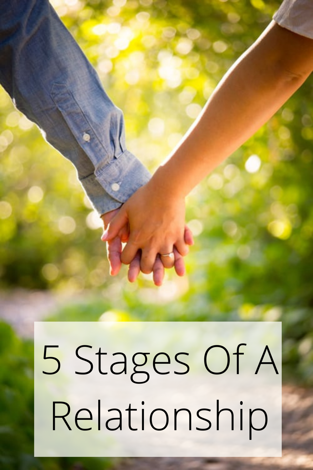 Here's 5 stages of a relationship that you should probably know about.