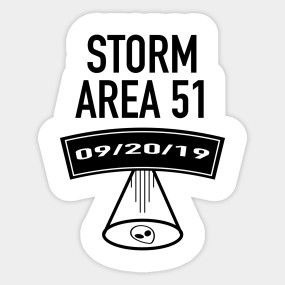 They Can't Stop Us All Shirts - Storm Area 51 by d