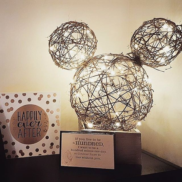 """8,246 Likes, 140 Comments - Disney At Home (@disney_at_home) on Instagram: """"Another inspiring #DisneyDIY from one of our friends! Tying some ball decorations together and…"""""""