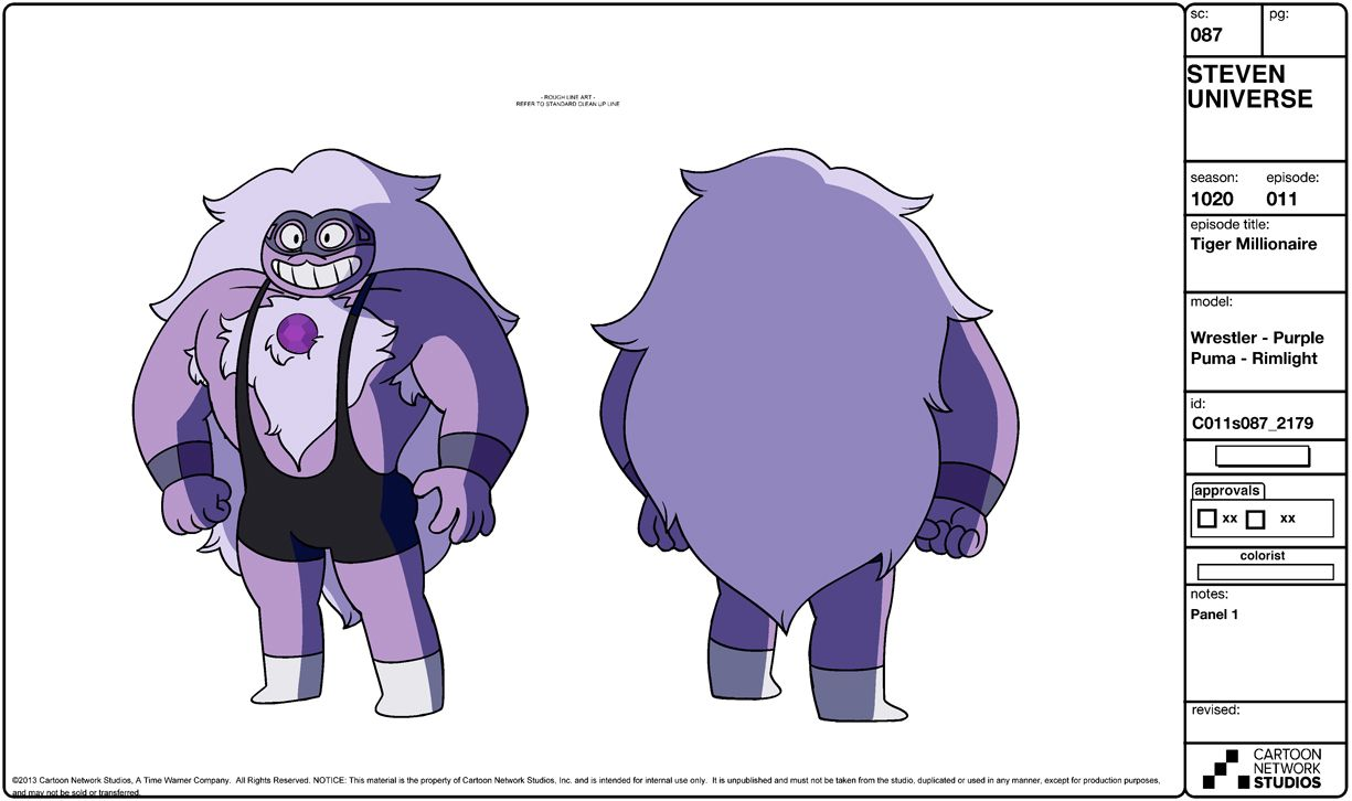 steven universe character sheets - Google Search