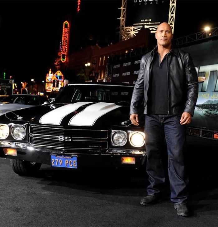 Pin on The Muscle Cars Hiding in WWE Stars' Garages