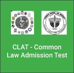 Clat 2020 Common Admission Test Exam Admissions