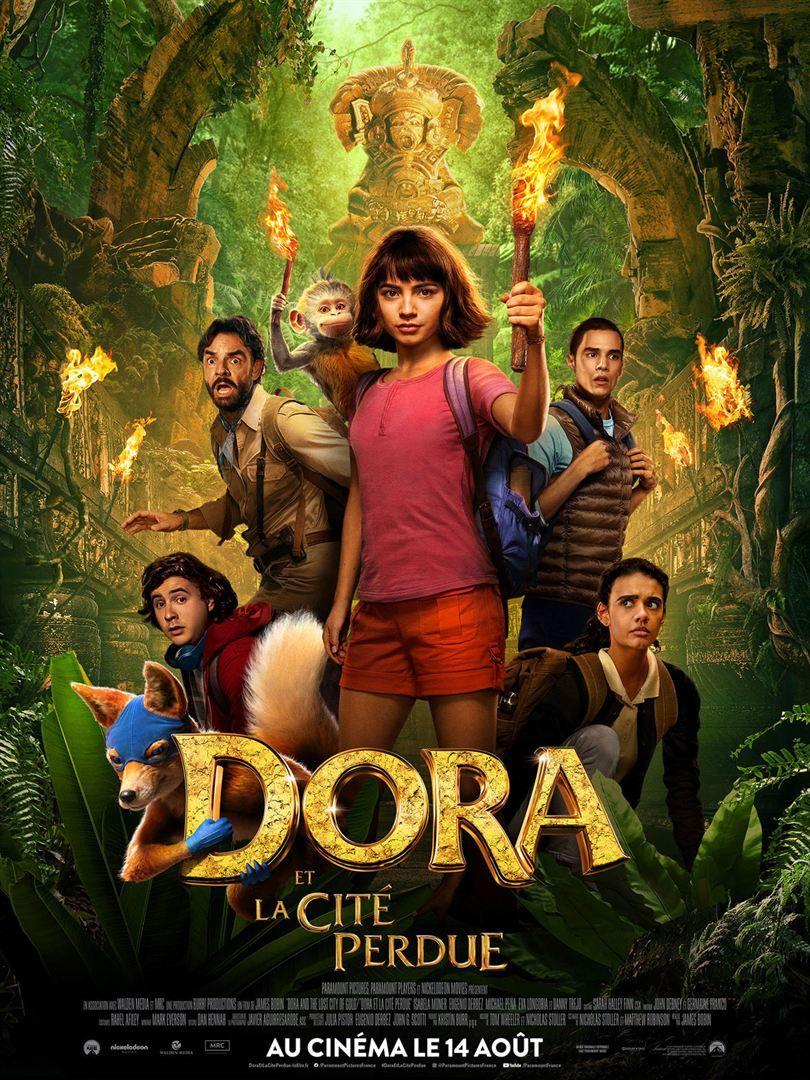 Dora Et La Cite Perdue Streaming Film Francais 2019 Complet Vf Films Complets Cite Perdue Film