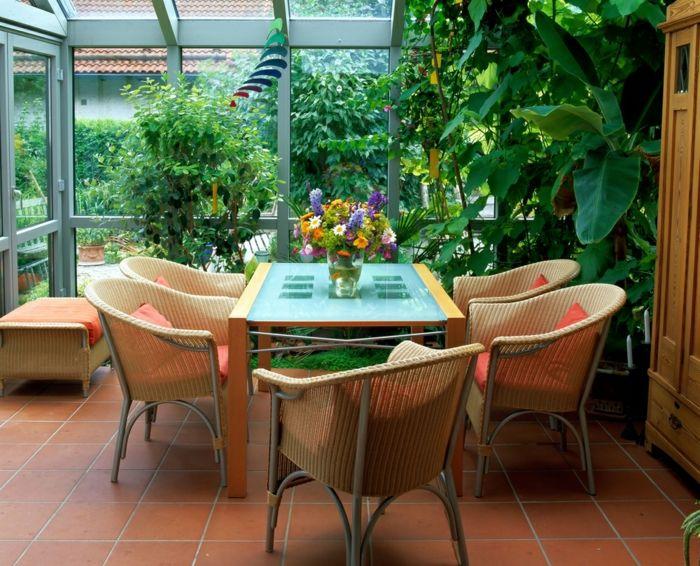La Deco Veranda 88 Idees A Couper Le Souffle Deco Veranda
