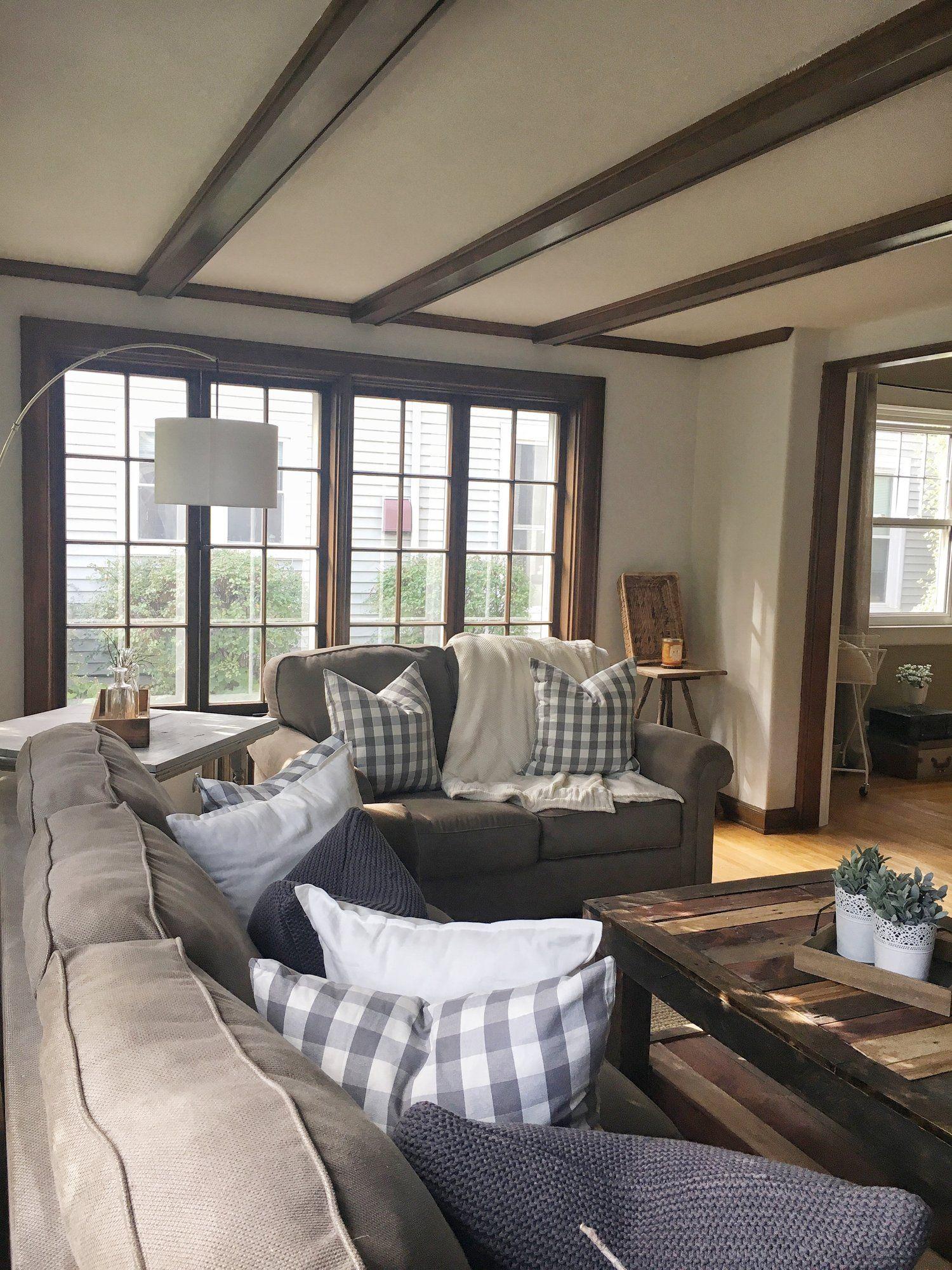 Sun Room Paint Reveal Industrial home design, Room paint