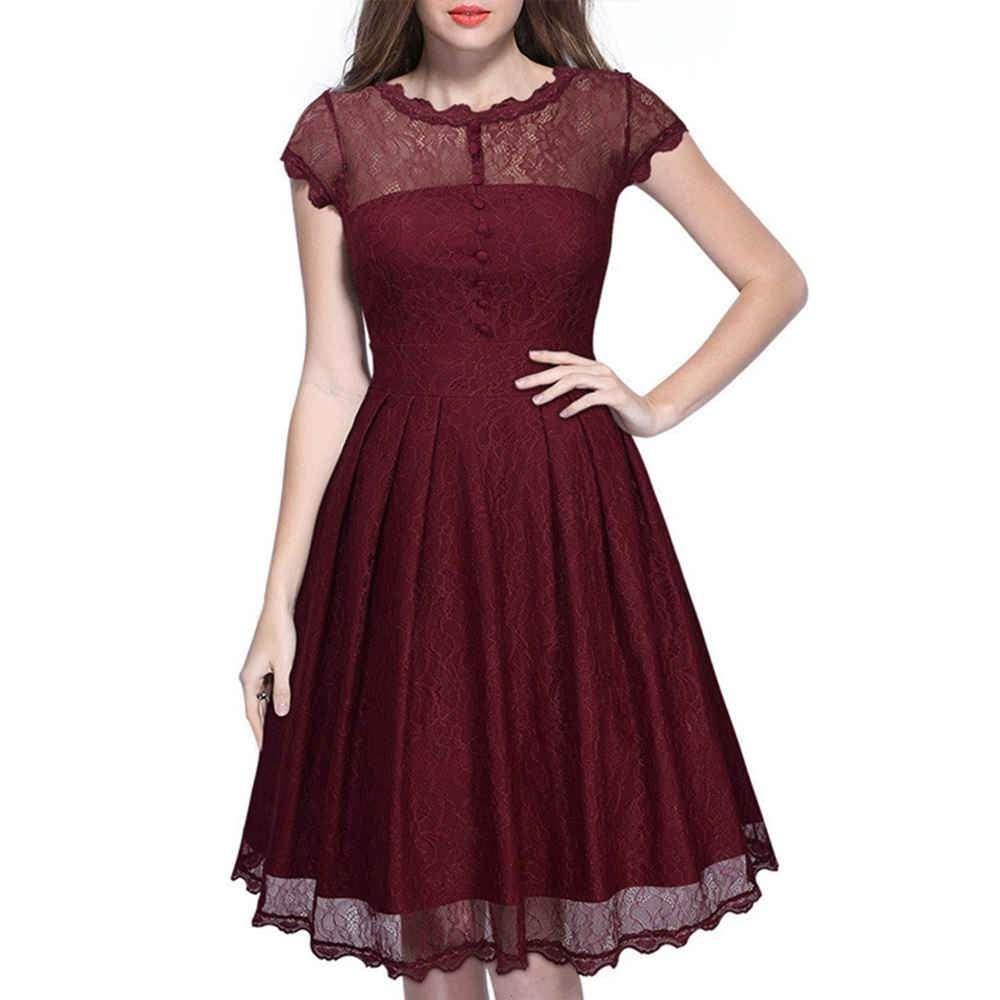 Dresses Length: Knee Length Pattern Type: Patchwork Sleeve
