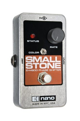 electro harmonix small stone nano phaser pedal by electro harmonix axes pedals amps gear. Black Bedroom Furniture Sets. Home Design Ideas