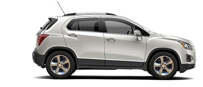 Chevrolet Trax 2016 Suv Crossover Compacta Chevrolet Mexico