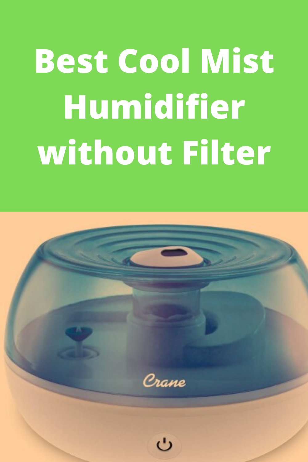 Best Cool Mist Humidifier without Filter in 2020 (With