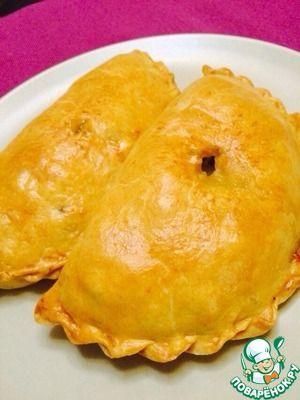 корнуэльские пирожки рецепт с фото