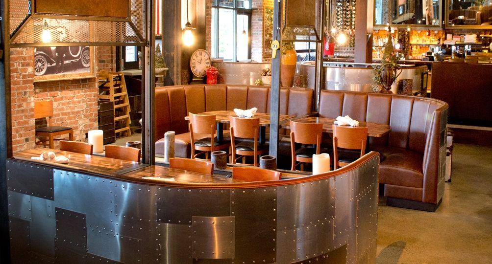 Best Restaurant Banquette Seating  FB  Pinterest  Restaurant