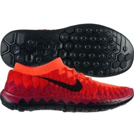 Nike Women's Free 3.0 Flyknit Running Shoe - Dick's Sporting Goods
