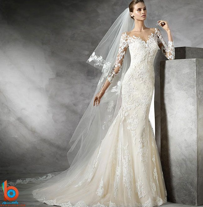 اجمل صور فساتين عروس