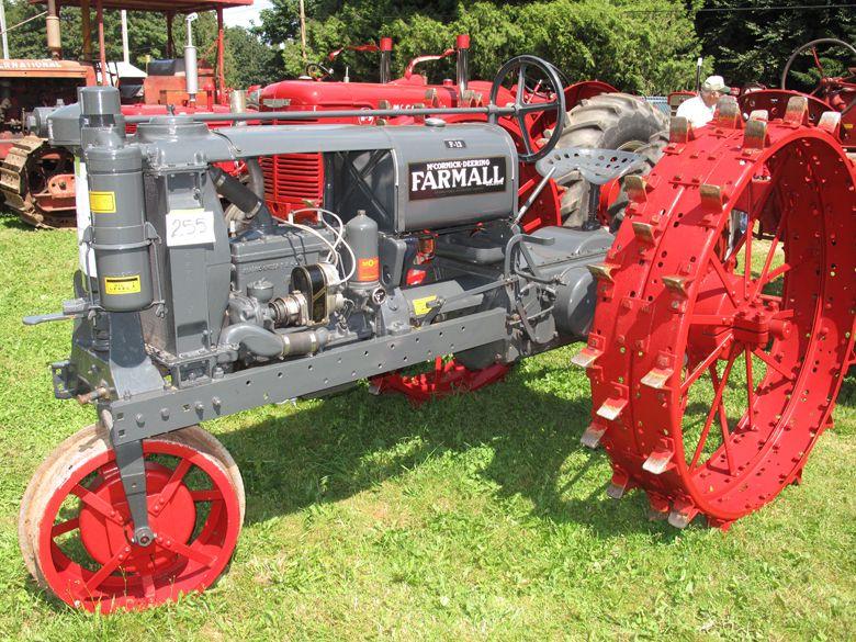 D A Dc A Fd A E B on Hand Crank For International Harvester Tractors