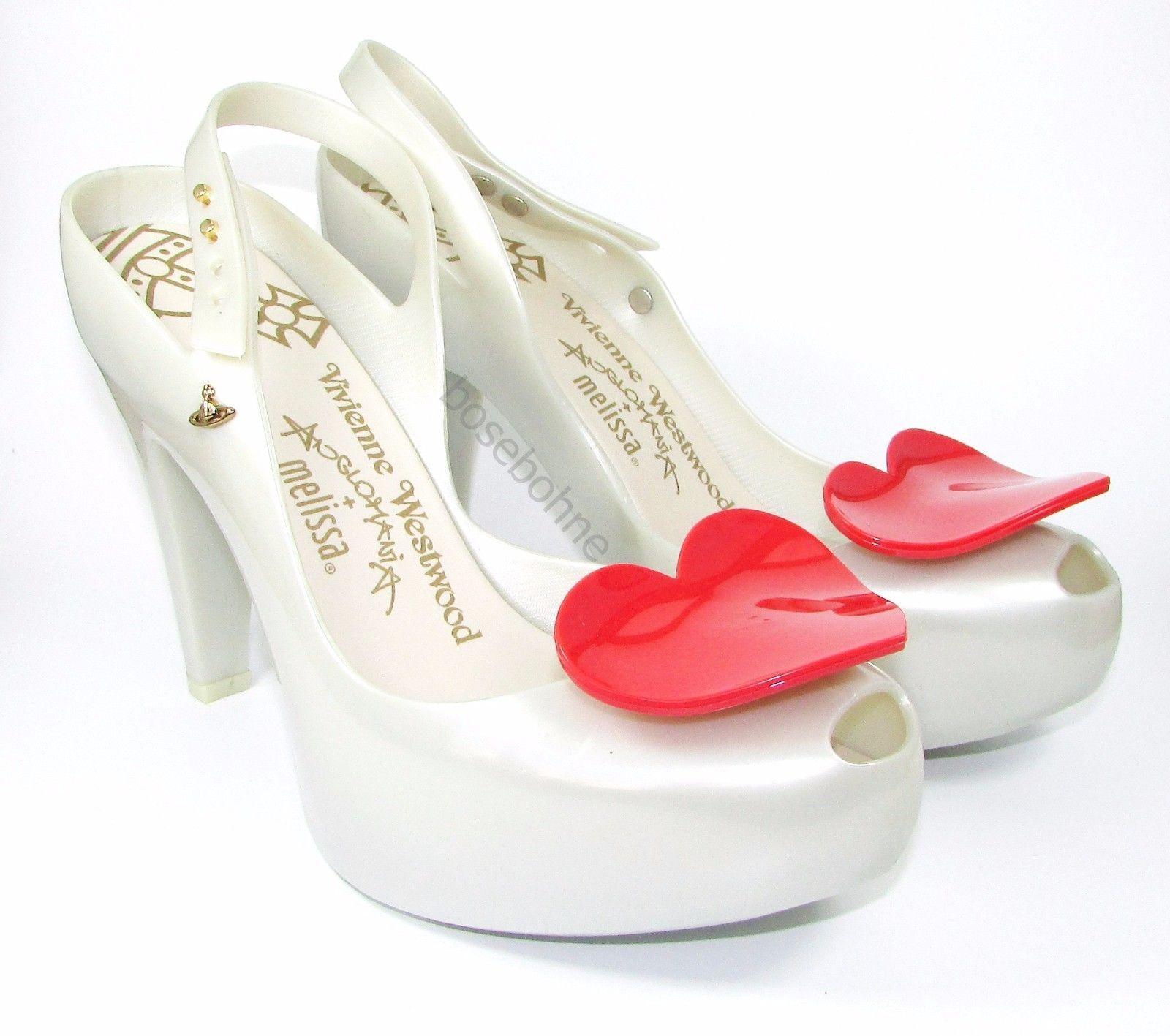 Melissa Ultragirl Heel Wedding. Vivienne Westwood